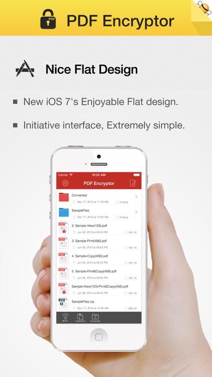 PDF Encryptor screenshot-3