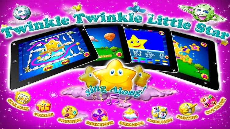 Twinkle-Twinkle Little Star