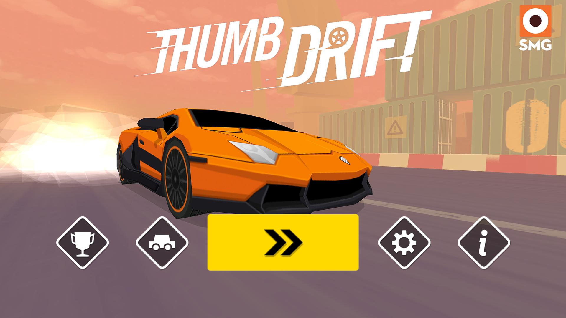 Thumb Drift GT-V screenshot 5