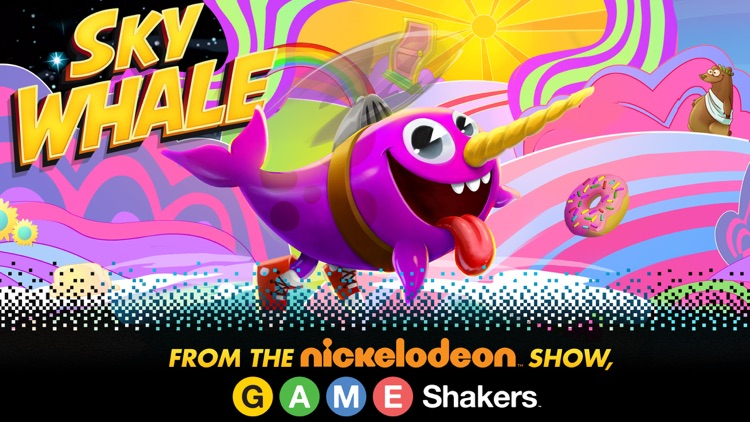 Sky Whale - a Game Shakers App screenshot-0