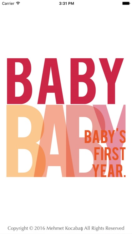 Baby's First Year Premium   you can look forward to in newborn babies from milestones to baby's growth