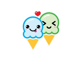 Kawaii Food provides 36 charming food-related stickers