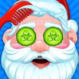Crazy Christmas Party - Kids Dressup & Salon Games