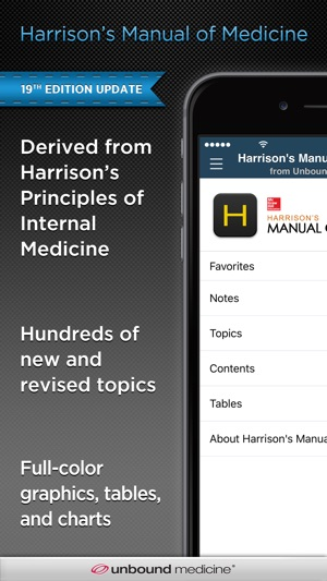 harrison s manual of medicine on the app store rh itunes apple com Apple iPod Mini Manual Apple Support Manuals iPad
