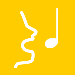Ícone do app SingTrue: Learn to sing in tune, pitch perfect