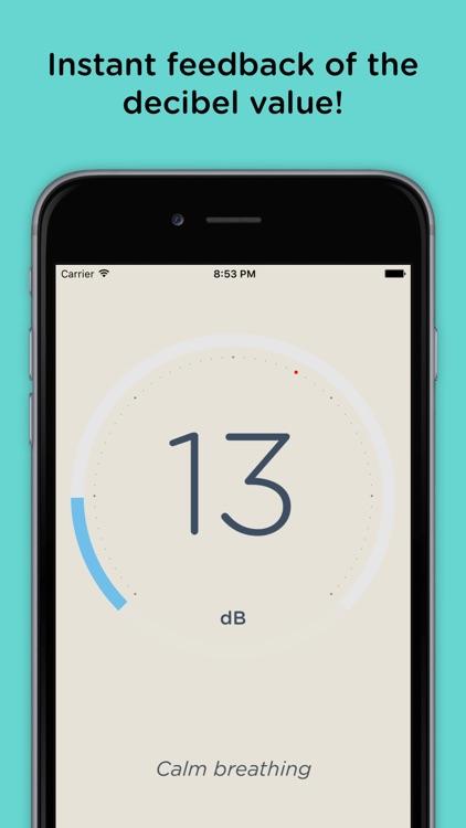 dB. Noise Monitor! screenshot-3