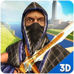 City Samurai Warrior