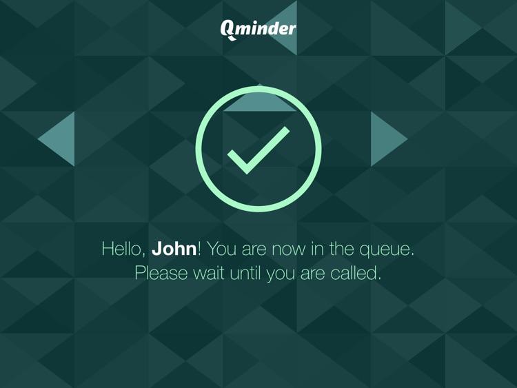 Qminder Queue Management screenshot-3