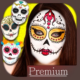 Snap Catrina  photo editor Mexican skull - Pro
