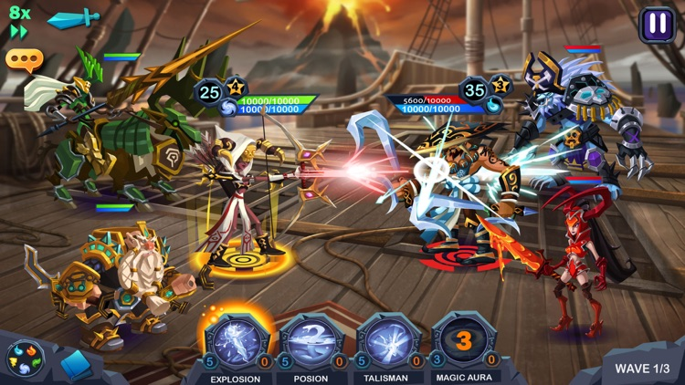 Age of Heroes: Conquest screenshot-4