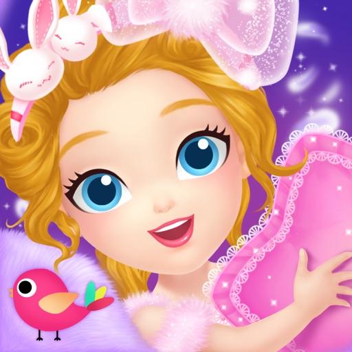 莉比小公主的疯狂派对夜-睡衣派对