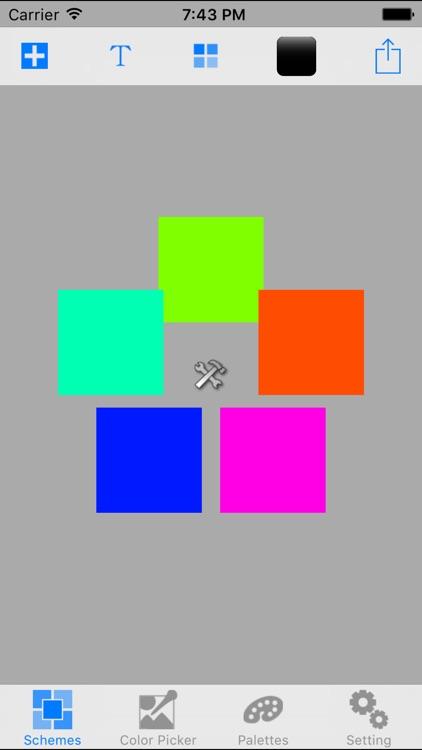 Color Palette screenshot-3