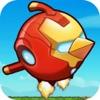 Iron Bird:Flappy the Iron Wing
