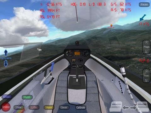 Xtreme Soaring 3D на iPad