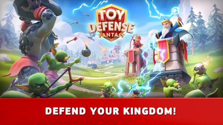 Toy Defense Fantasy TD screenshot-4