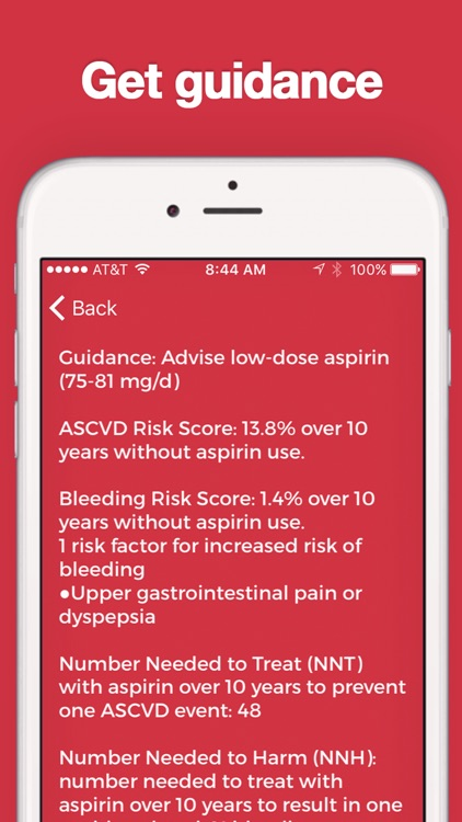 Aspirin Guide screenshot-1