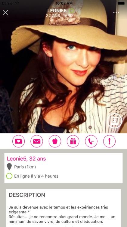 Mec à Croquer - Site de rencontre pour célibataires screenshot-3