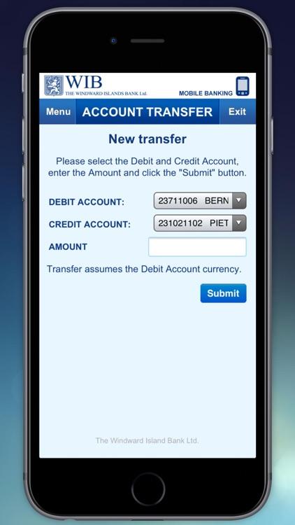 WIB Banking screenshot-3