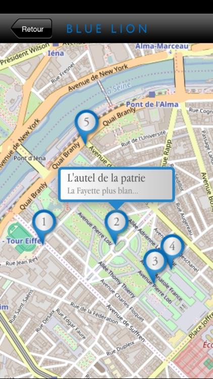 Paris Tour Eiffel - Champ-de-Mars et la Révolution screenshot-3