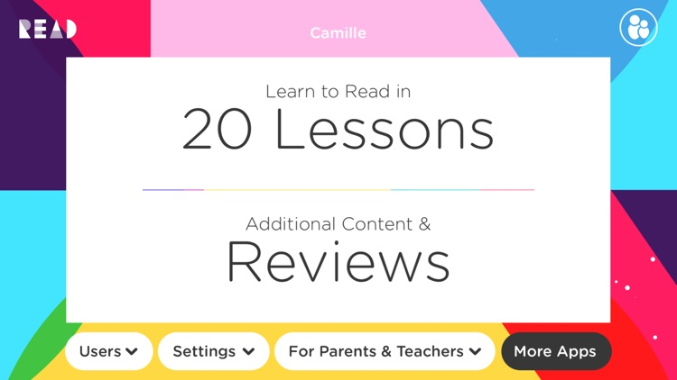 Read4Kids - Kids learn to read in 20 easy lessons