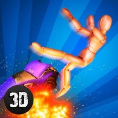 Activities of Turbo Crash Test Simulator 3D Full