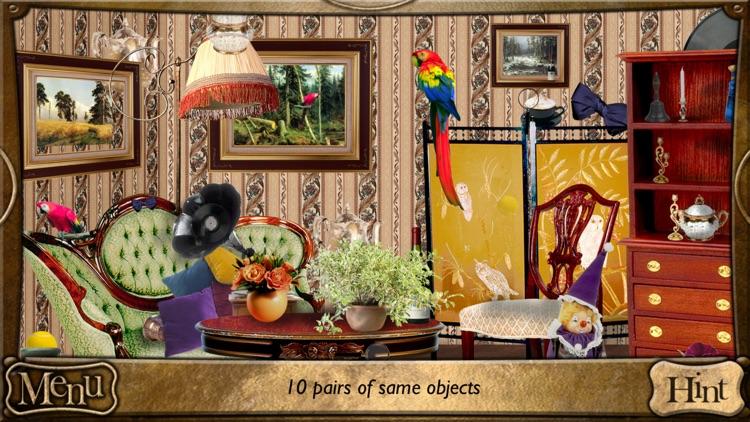 Hidden Objects : Detective Sherlock Holmes screenshot-4