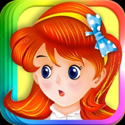 Alice in Wonderland- Interactive Book by iBigToy