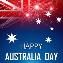 Australia Day Photo Frames