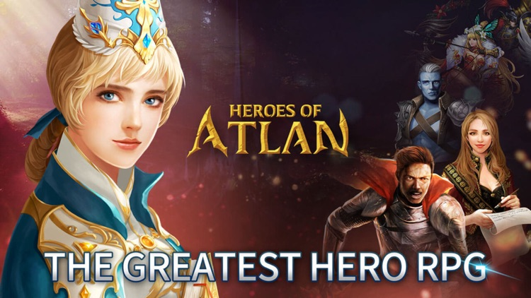 Heroes of Atlan screenshot-0