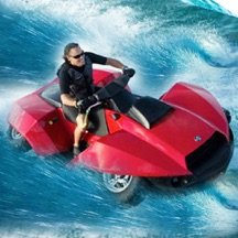 QUAD SKI WATERCROSS RALLY - 3D JETSKI RACING GAME