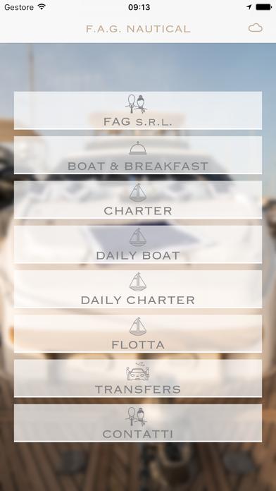 Screenshot of F.A.G. Nautical1