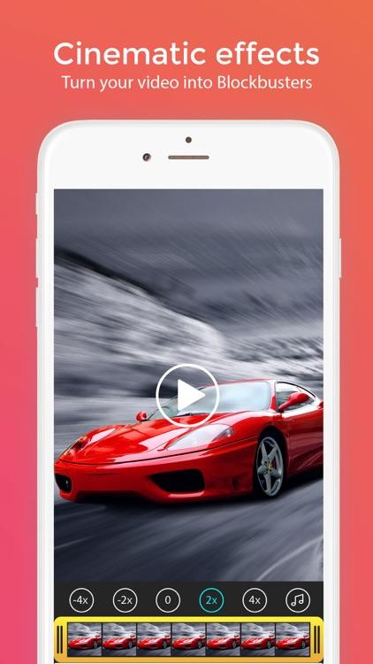 SpeedPro Slow speed video edit screenshot-4