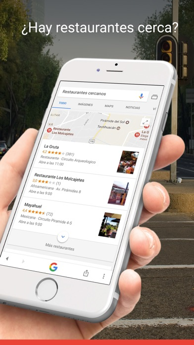 Screenshot for Google in Peru App Store