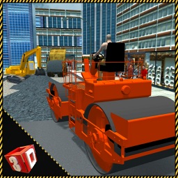 Road Construction Simulator & Excavator Drive Sim