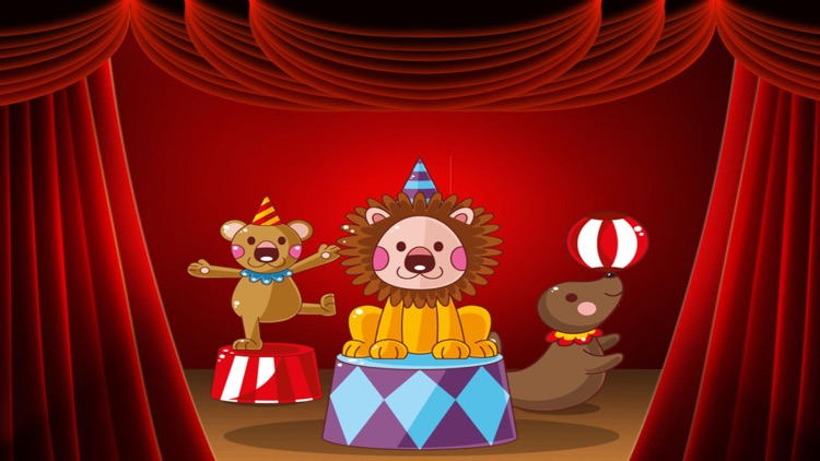 Circus puzzle for preschoolers screenshot-4
