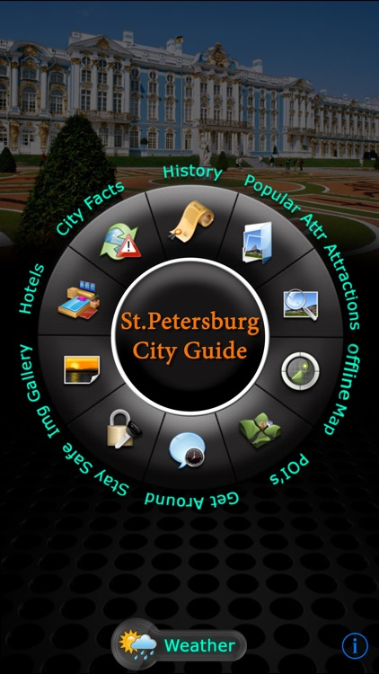 St Petersburg Offline Travel Guide screenshot-4