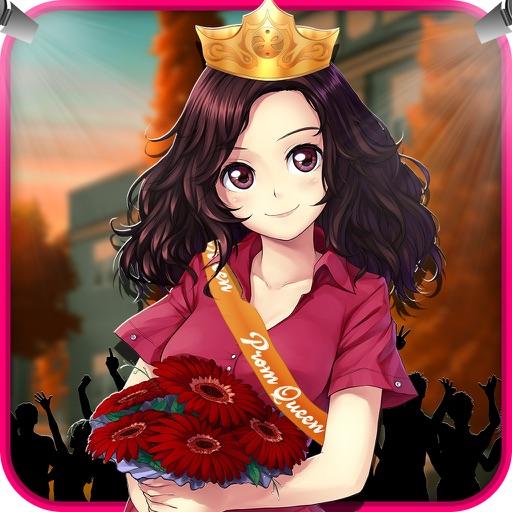 High School Anime Prom Dressup iOS App