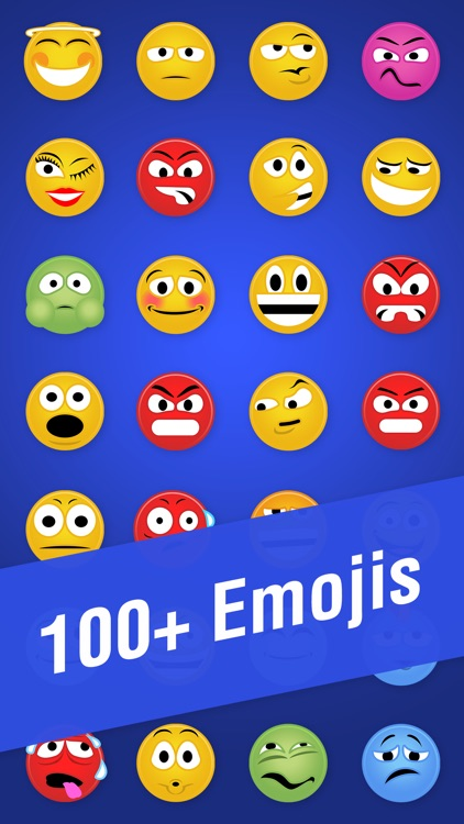 Mega Emoji Pack screenshot-1