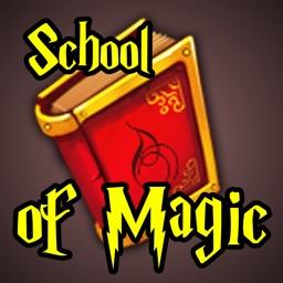 School of Magic: Wizard Stickers