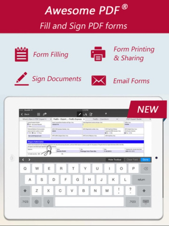 PDF Editor Pro - for Annotate Adobe Acrobat PDFs Fill Forms& Sign Documents screenshot-0