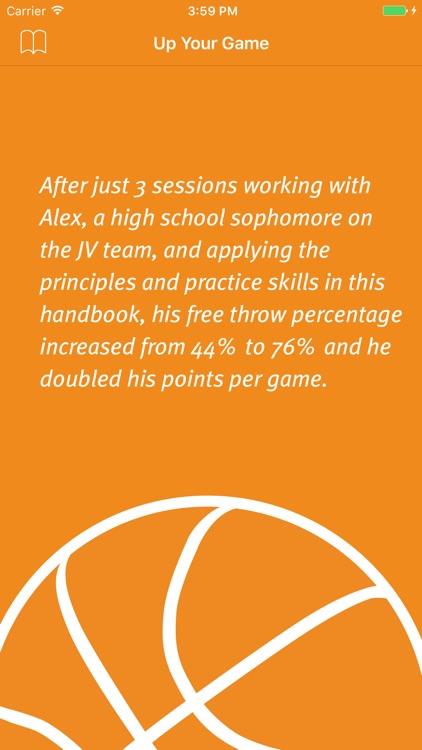 UP YOUR GAME Basketball tips & skills