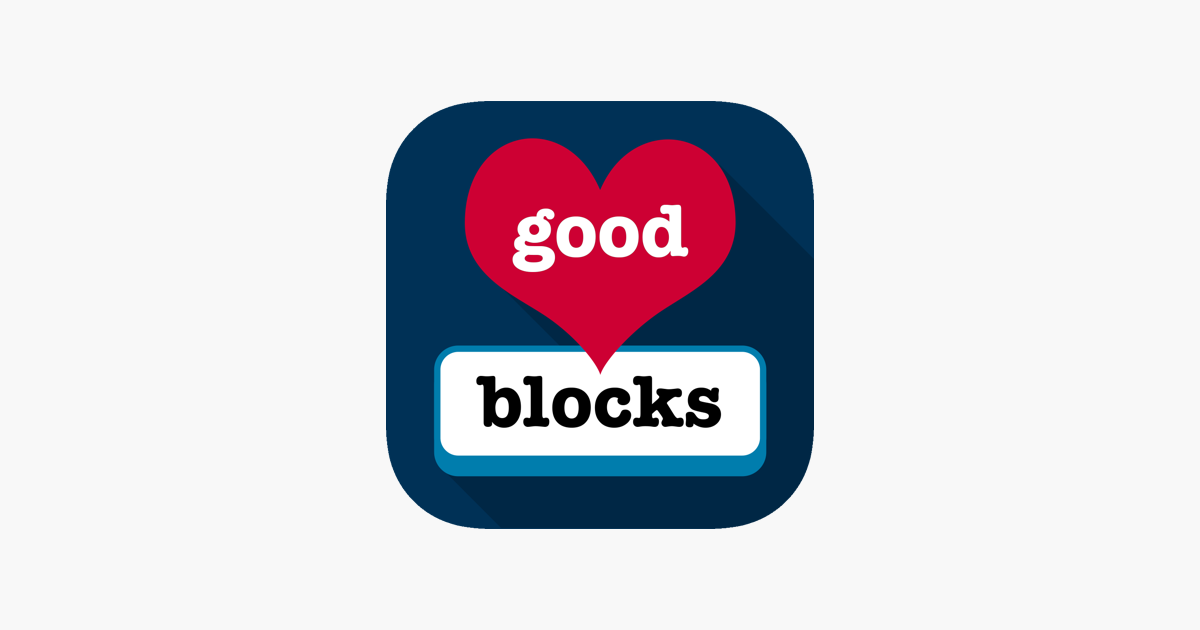 Good Blocks: Improve Your Mood, Self Esteem and Body Image