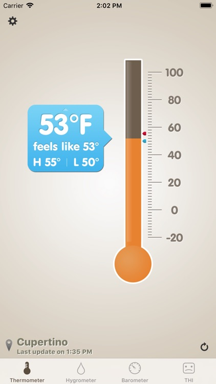 Thermo-hygrometer screenshot-0