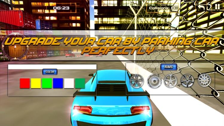 Car Parking Real 3D Simulation screenshot-4