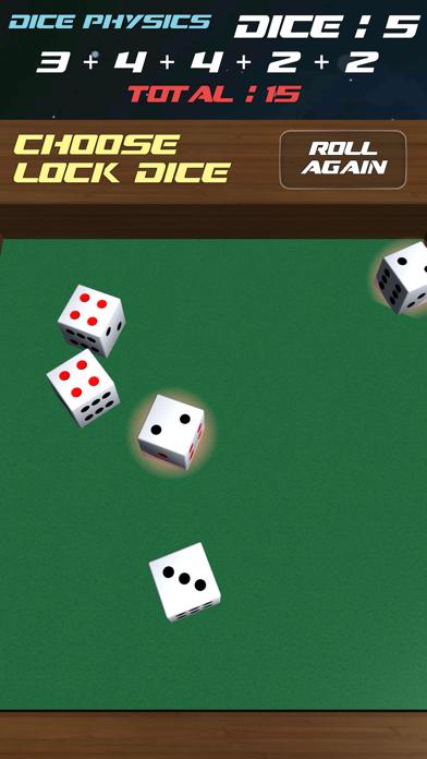 Dice Physics screenshot four