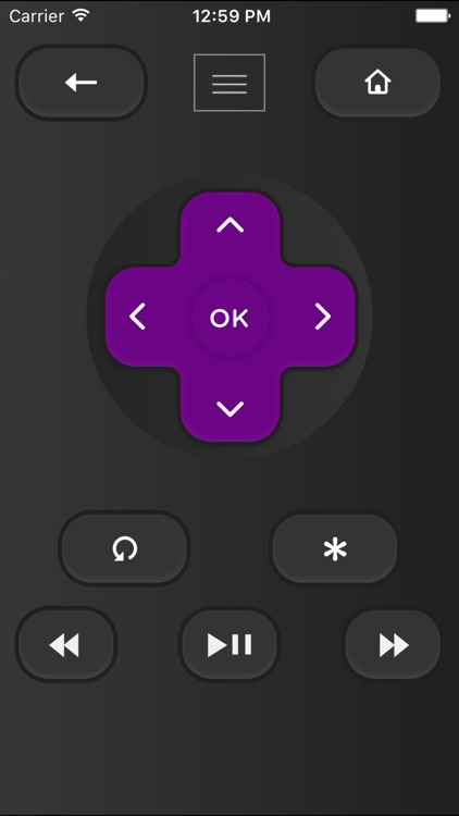 Rokumotee - remote for Roku screenshot-4
