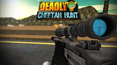 Deadly Wild Cheetah - Sniper 3D Hunting Safari