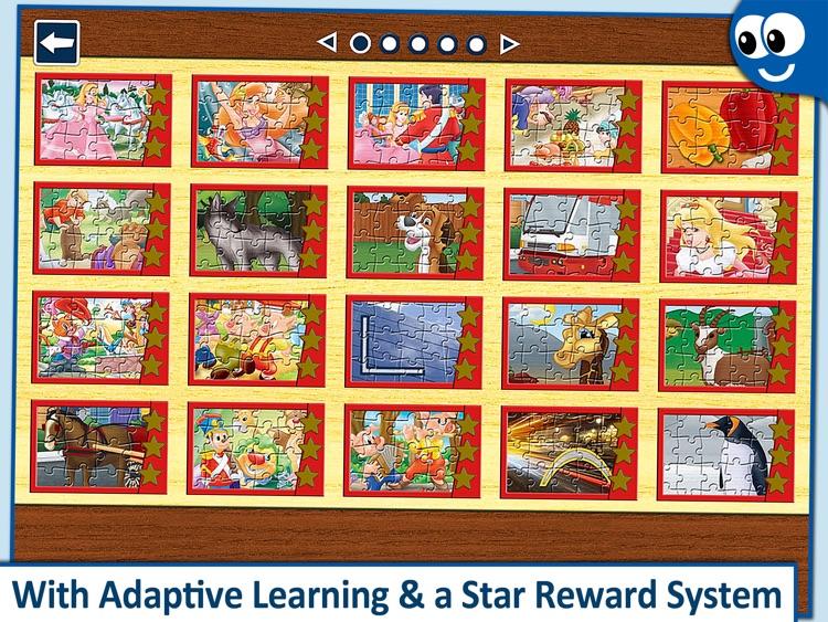 Kids' Jigsaw Puzzles 6+ screenshot-3