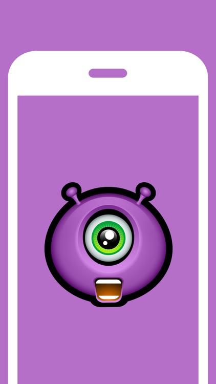 Purple Monsters screenshot-3