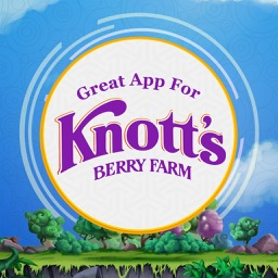 Great App for Knott's Berry Farm